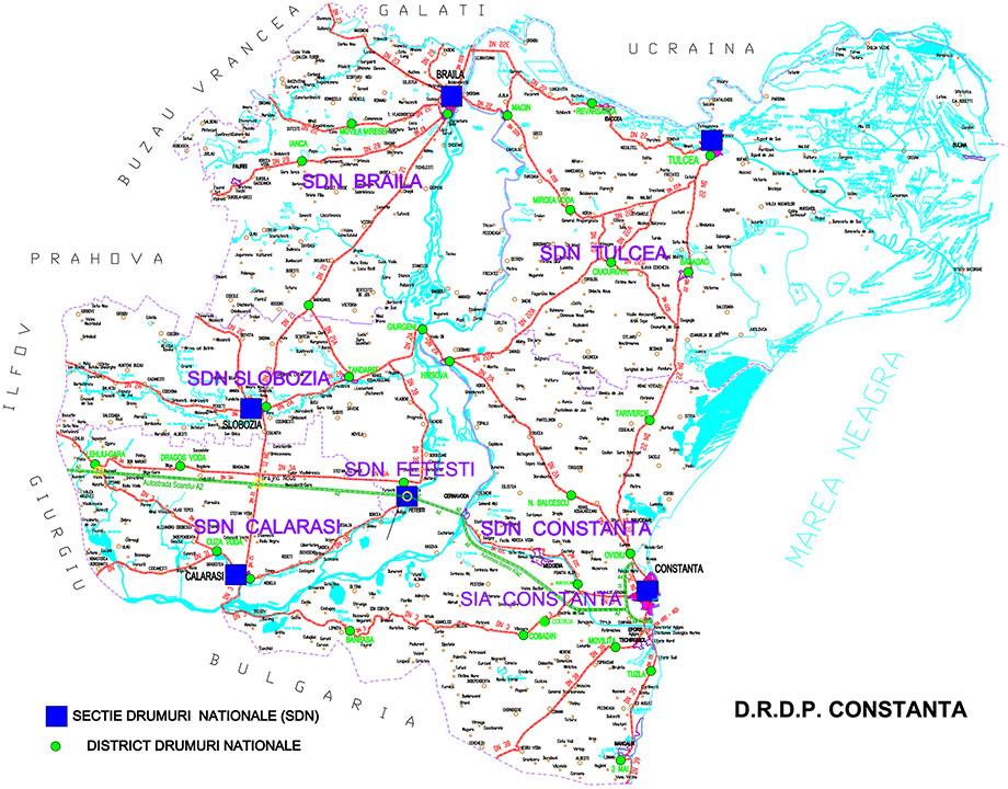 Directia Regionala De Drumuri Si Poduri Constanta